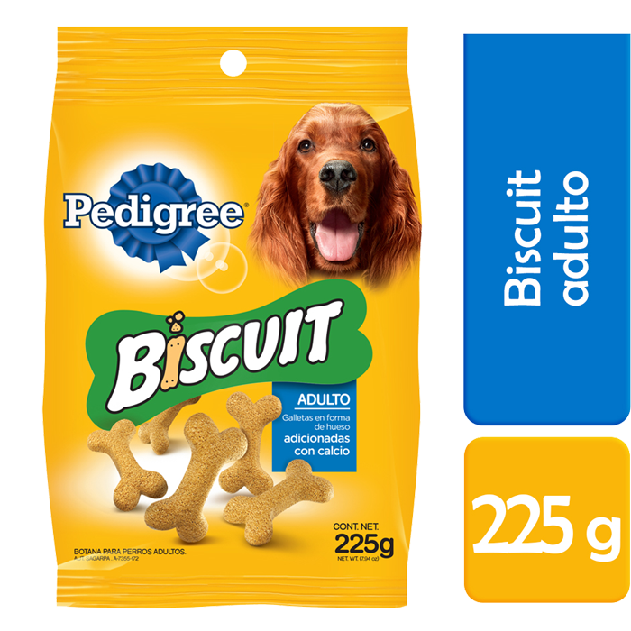 Alimento Para Perro Biscuit Pedigree Adulto