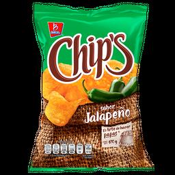 Papas Chips Jalapeño 170 g
