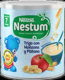 Cereal de Trigo Nestum Manzana y Plátano 2da Etapa 270 g