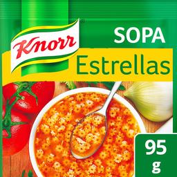 Pasta Para Sopa Knorr de Estrellas 95 g
