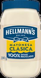 Mayonesa Hellmanns Clásica 390 g