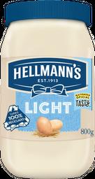 Mayonesa Hellmanns Light 800 g