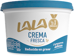 Crema Lala Light 450 mL