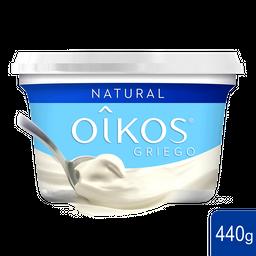 Yoghurt Griego Natural Oikos 440G