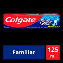 Colgate Pasta Dental Máxima Protección Anticaries 125Ml