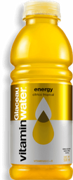 Isotónico Vitamin Water Energy Cítrico Tropical 500 mL