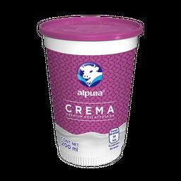Alpura Crema Deslactosada Premium