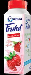 Leche Alpura Frutal Fresa 250 mL