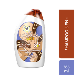 Loreal-Kids Shampoo Ninos Coco