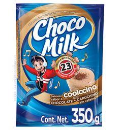 Saborizante En Polvo Choco Milk Sabor Coolccino 350G