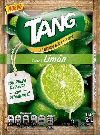 Polvo para Agua Tang Limón 15 g