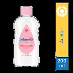 Aceite Para Bebe Johnson's 200Ml