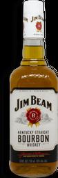 Whisky Jim Bean Kentucky Straight Botella 750 mL