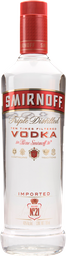 3x2 Vodka Smirnoff 750 mL