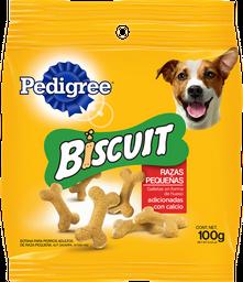 Galletas Pedigree Biscuit Razas Pequeñas 100 g