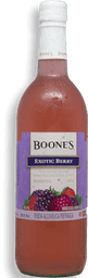 Cooler Boones Exotic Berry Botella 750 mL