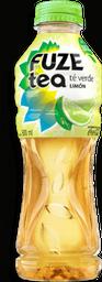 Té Helado Fuze Tea Verde Limón Botella 600 mL