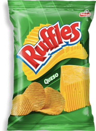 Papas Ruffles Queso 67 g