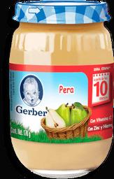 Papilla Gerber Etapa 3 Pera 170 g