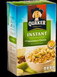 Avena Quaker Instant Con Manzana y Canela 280 g
