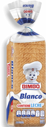 Pan Blanco Bimbo grande 680 g