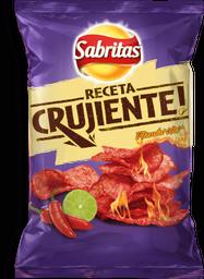 Papas Sabritas Receta Crujiente Flamin' Hot 170 g