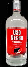 Vodka Oso Negro Botella 1.75 L