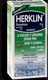 Shampoo Herklin NF 60 mL