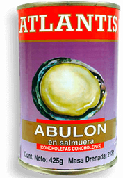 Abulon Atlantis Natural 425 g