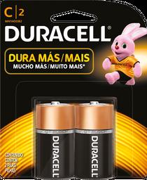 Duracell Pila C-alcalina