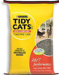 Arena Para Gato Tiddy Cat Neutralizador de Olores 4.54 Kg