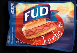 Salchicha de Pavo Fud Jumbo 500 g