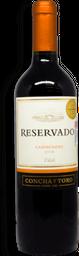 Vino Tinto Concha y Toro Reservado Merlot Botella 750 mL