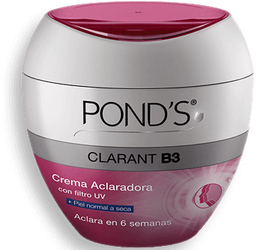 Crema Facial Pond's Clarant B3 Piel Seca 100 g