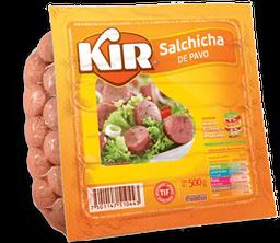 Salchicha de Pavo Kir  500 g
