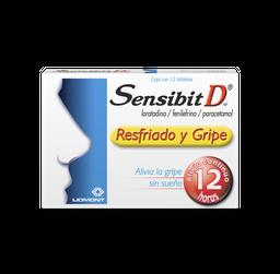 Sensibit D Tabletas