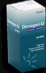 Dimegan-D 60 mL (10 mg/40 mg/10 mL)