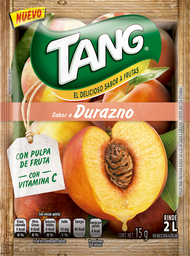Polvo Souble Tang Durazno Sobre 15 g