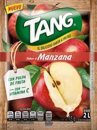 Polvo para Agua Tang Manzana 15 g