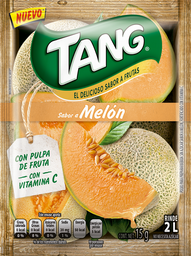 Polvo Soluble Tang Melon Sobre 15 g
