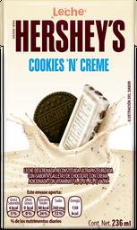 Leche Hersheys Cookies n Creme 236 mL