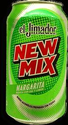 Bebida Preparada New Mix Margarita 350 mL
