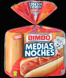 Pan Medias Noches Bimbo 340 g