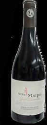Vino Tinto Viña Maipo Gran Devoción Syrah Botella 750 mL