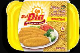 Filete de Pollo Del Día Empanizado 500 g