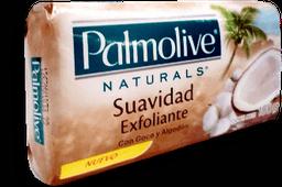 Jabón Palmolive Naturals Suavidad Exfoliante Barra 180 g
