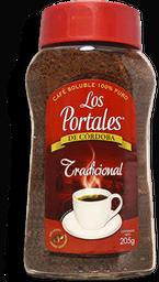 Café Soluble Los Portales 205 g