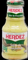 Salsa Herdez de Guacamole 240 g