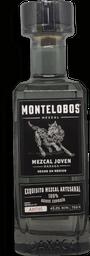 Mezcal Montelobos Joven 750 mL
