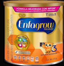 Producto Lácteo Enfagrow Premium 3 Primeras Palabras 375 g